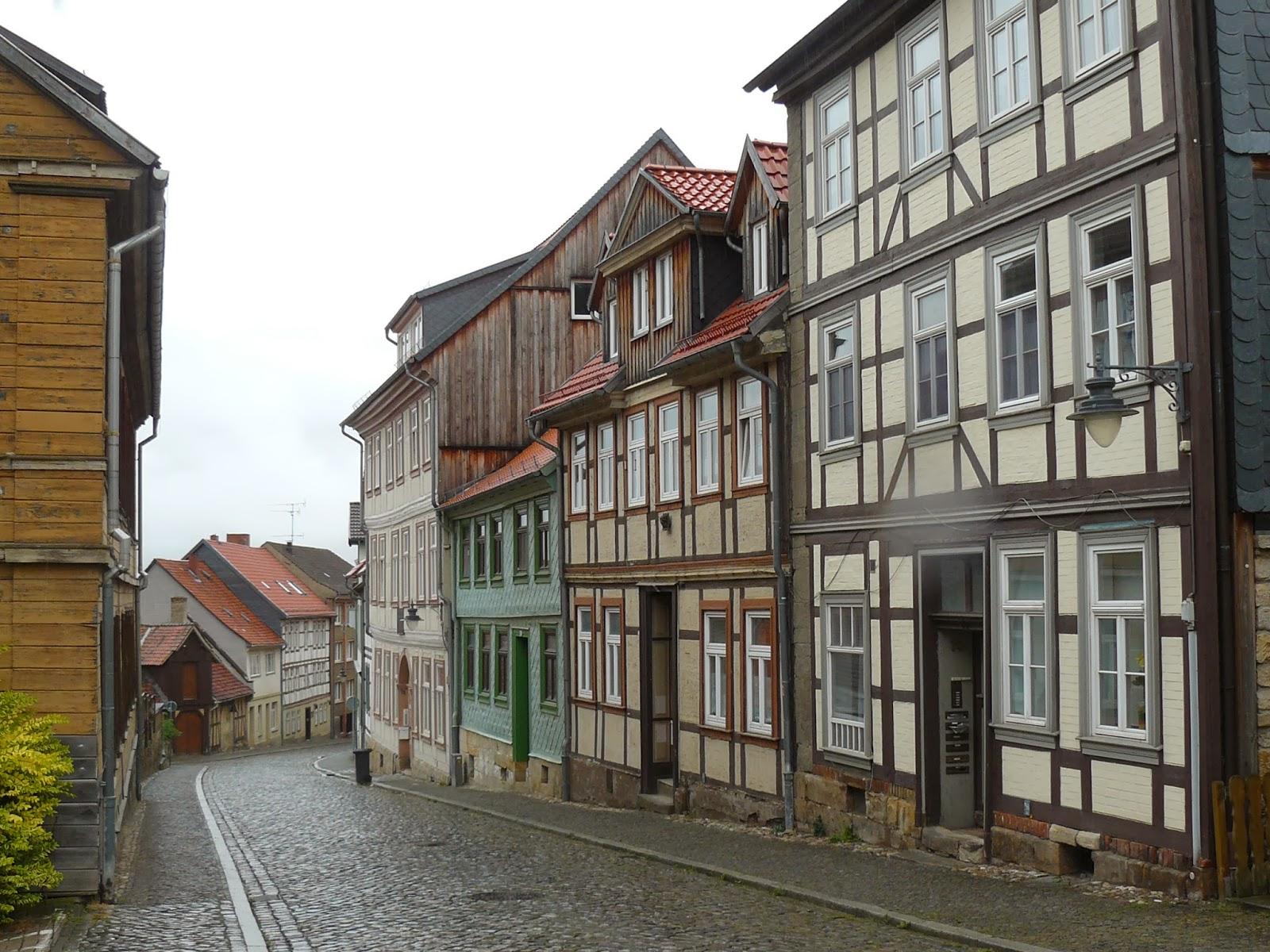 Lange afstand wandelen e 11 9 dagen wandelen van bad harzburg naar halle - Huis verlenging oud huis ...