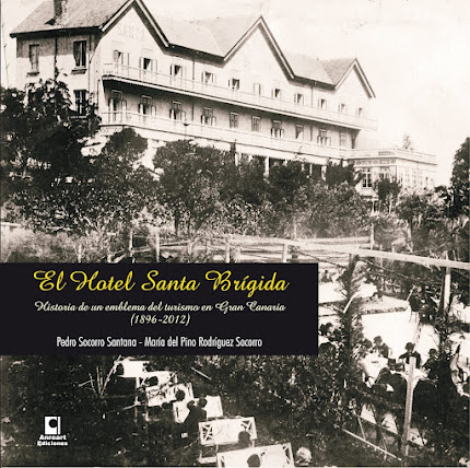 EL HOTEL SANTA BRÍGIDA.