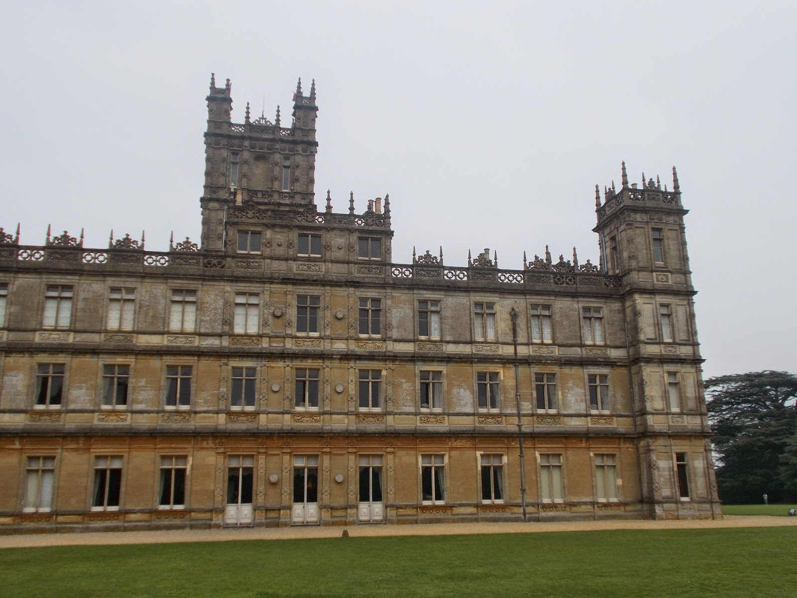 Escorted Tour Of Highclere Castle