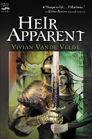 heir apparent book cover