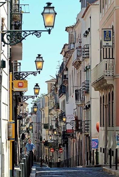 Cool Lisbon Bairro Alto