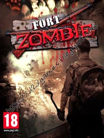 Free Download Games - Fort Zombie