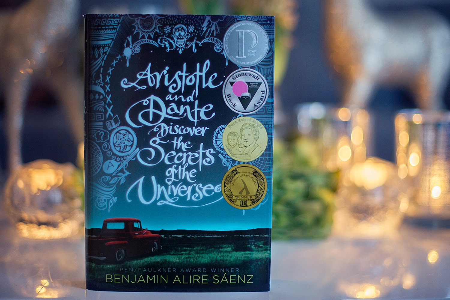a review of aristotle and dante discover the secrets of the universe a book by benjamin alire saenz