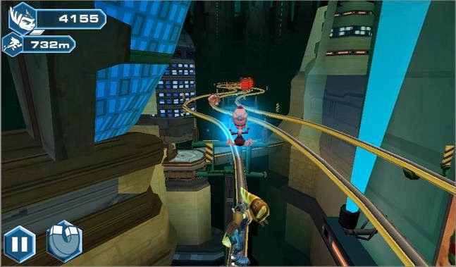 Ratchet and Clank: BTN android game apk - Screenshoot