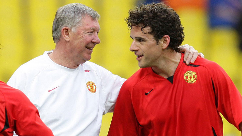Owen hargreaves oh owen hargreaves finishing in the 6th position of the english premier league is not good enough for a club to qualify for the uefa champions league but manchester united was altavistaventures Images