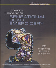 *SENSATIONAL BEAD EMBROIDERY*