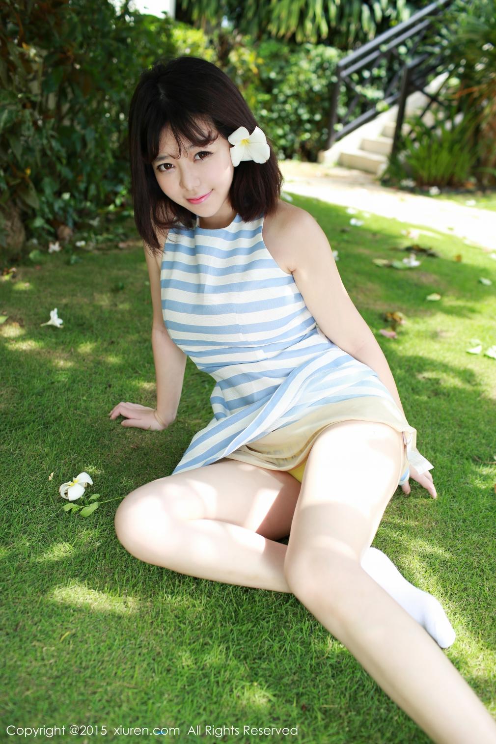 014 - XiuRen No.362 Faye