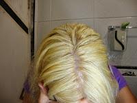 como descolorir o cabelo em casa