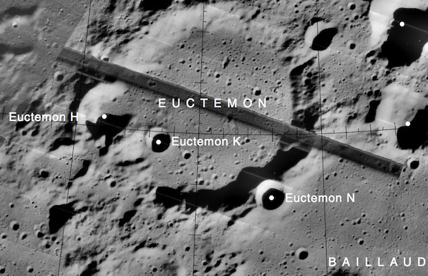 Ufo Sightings Daily Nasa Deletes Old Nasa Moon Photos That I Reported Have Almost 100 Structures