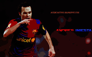 Andres Iniesta Cartoon, Andres Iniesta Cartoon Picture, Andres Iniesta Cartoon Image, Andres Iniesta Cartoon Wallpaper, Andres Iniesta Cartoon Barcelona Club, Andres Iniesta Jpg, Andres Iniesta Cartoon Photoshop, Andres Iniesta Cartoon Spain National Team, Andres Iniesta Cartoon Logo