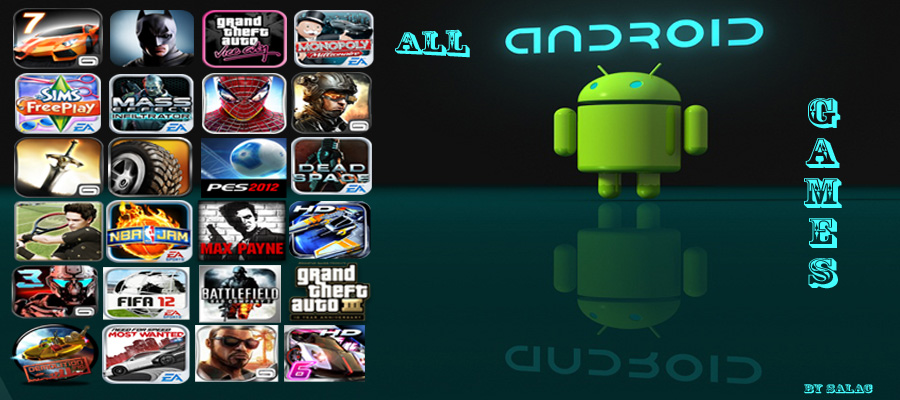 Android Apk Games Music By Salac