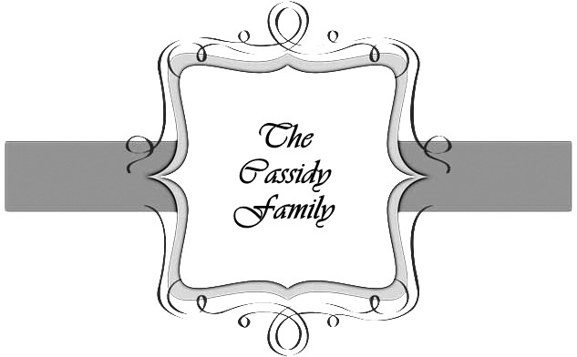 The Cassidy Family