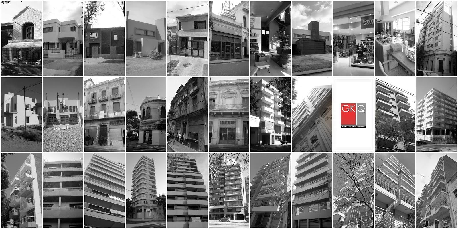 Gkq arquitectura antecedentes del estudio gkq for Arquitectura rosario