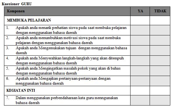 Contoh Makalah Bahasa Indonesia Tentang Peranan Bahasa Dalam