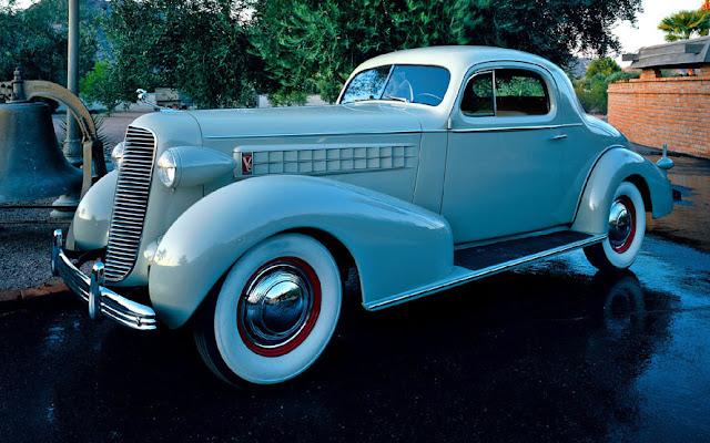 キャデラック・シリーズ70 初代-6世代 | Cadillac Series 70 (1936-58)