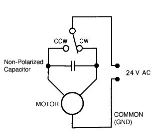 Wiring Diagram For Ac Motor Reverse Direction on wiring diagrams capacitor start motors