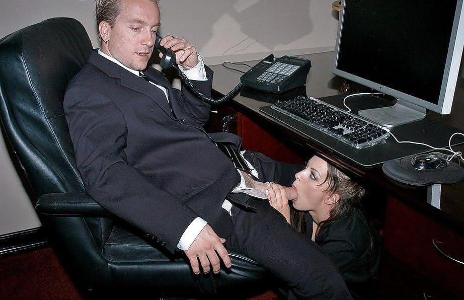 фото сосать в шефа