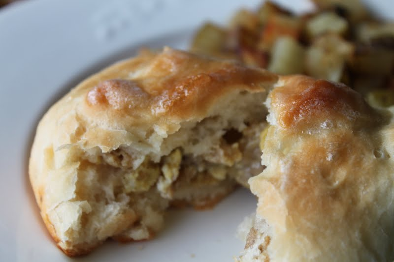 Vegetarian Breakfast Kolaches | Meatless Meals for Meat Eaters