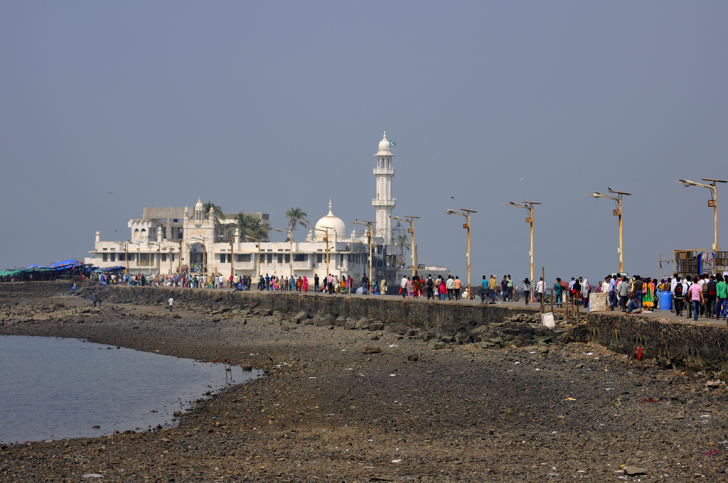 Photo of Haji Ali Dargah in Mumbai