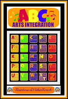 photo of: ABCs of Arts Integration via RainbowsWithinReach