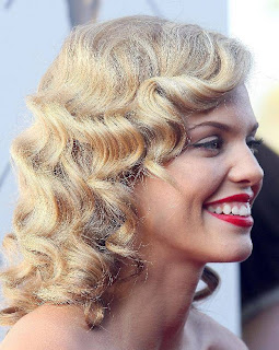 Curly Medium Hairstyles 2013