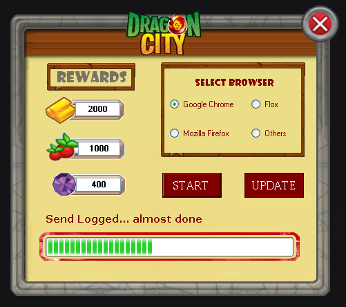 DragonCity Bot Features:
