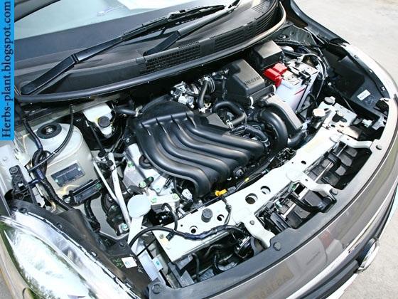 Nissan sunny car 2013 engine - صور محرك سيارة نيسان صنى 2013