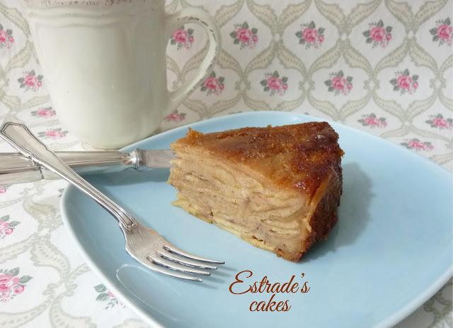 receta de pastel sorpresa de manzana 3