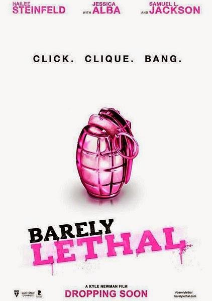 Film Barely Lethal 2015 Bioskop