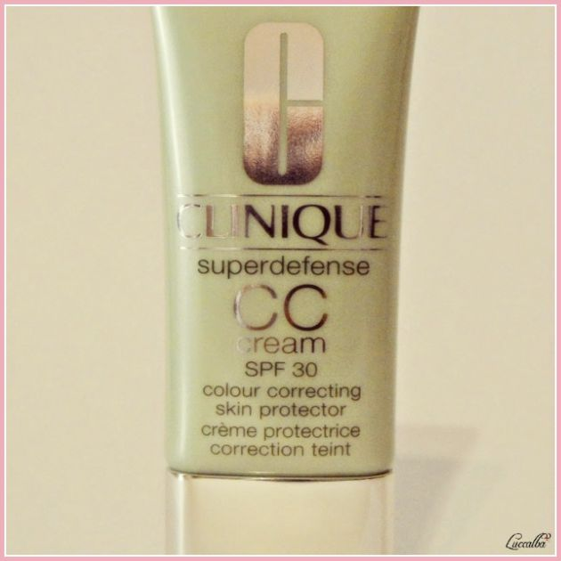 Superdefense CC Cream SPF30 de Clinique