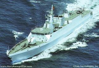 Type 056 Jiangdao Class Corvette - Chinese Navy