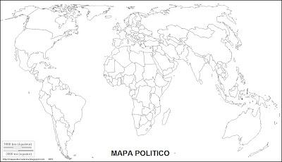 MAPAMUNDI  MAPAS DE