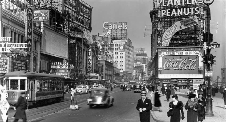 Newark N J 1970s 1930s New York City