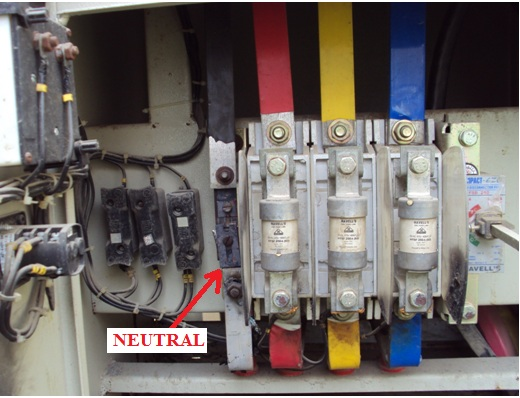 Power Engineering: Neutral Fail or Float in Electrical Power Supply