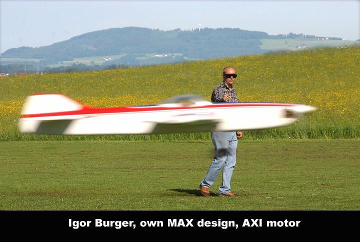 Ручки предназначены для управления кордовыми пилотажными моделями класса f2b