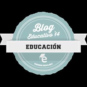 Finalista de los premios Educa 2014