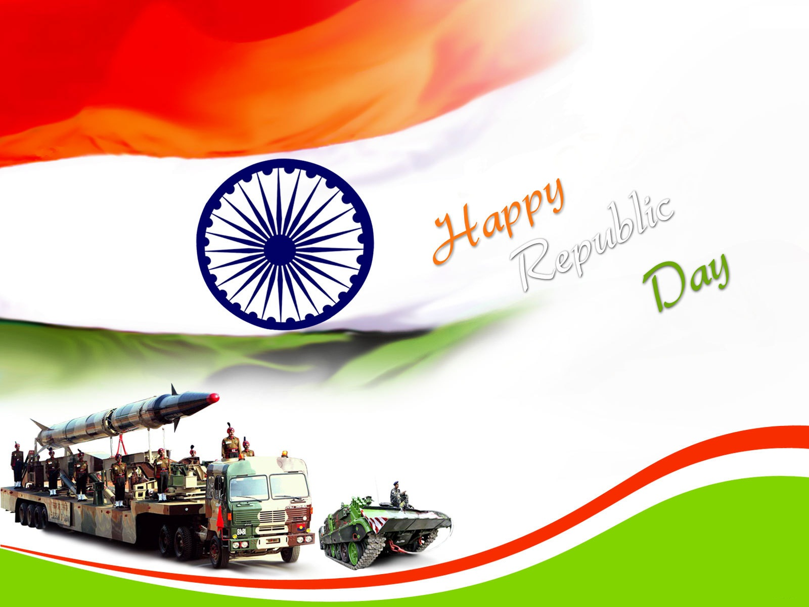 indian republic day pictures for free