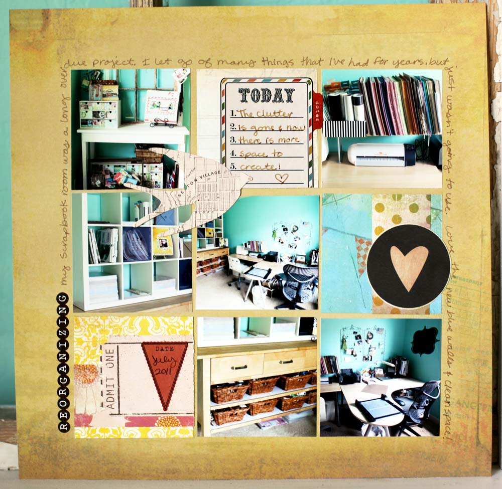 Organizing Your Patterned Scrapbook Paper Joy Studio Design Gallery Best Design