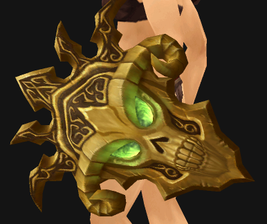 WoW 4.3 Transmogrification: Classic Shields and Bows - World of ...