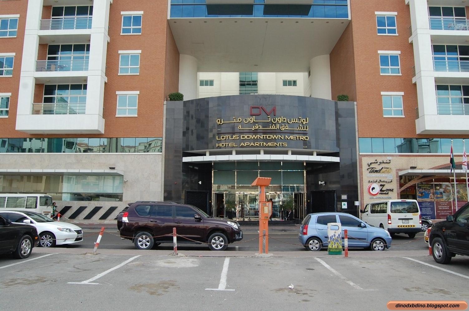 Lotus Hotel Dubai Deira