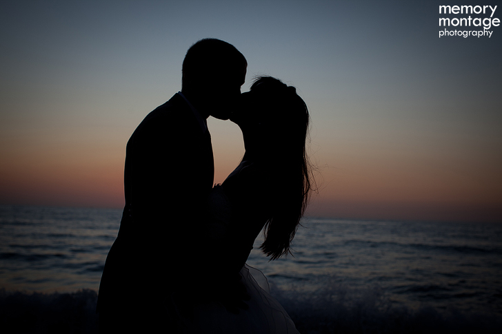 puerto Vallarta mexico wedding photo bride groom beach