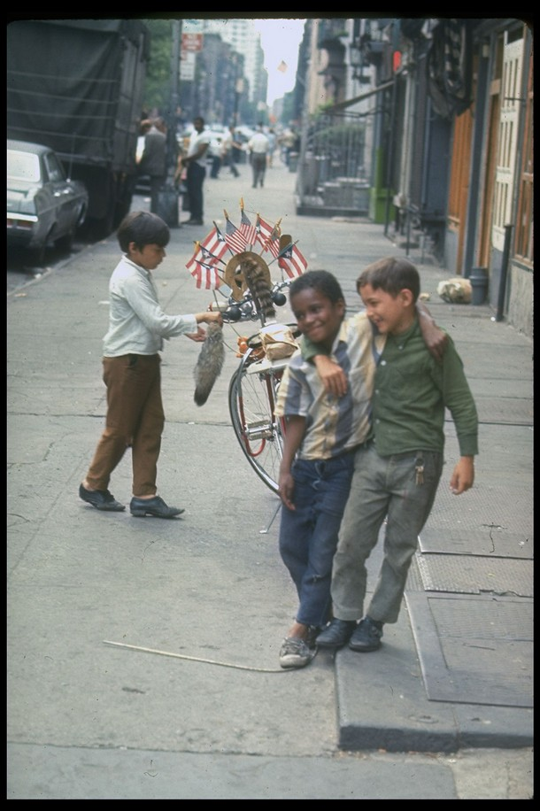New York City In The Summer Of 1969