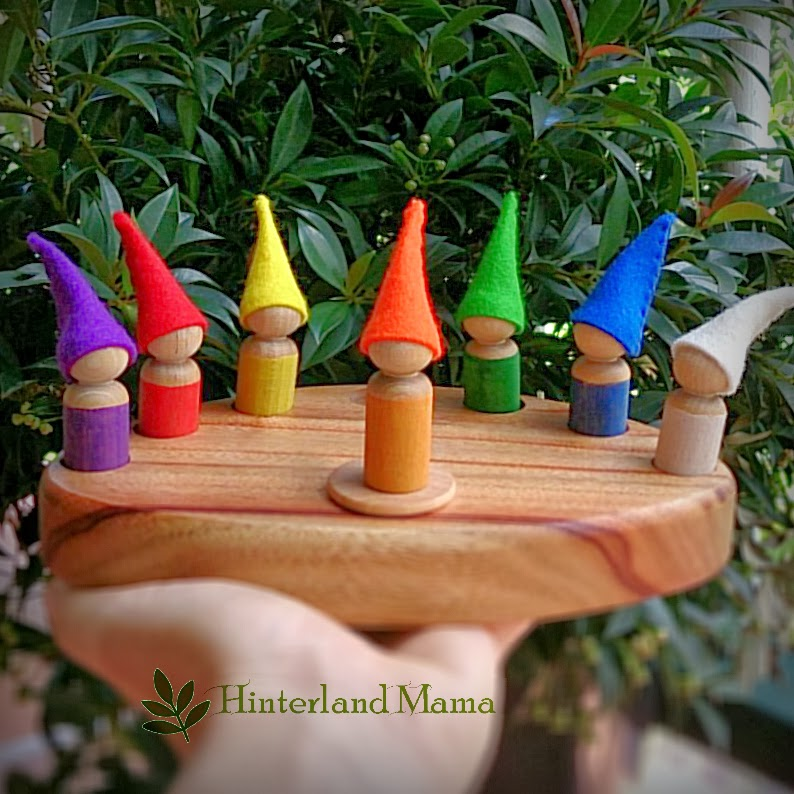 Gnome Colour Day Calendar