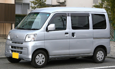 Tampilan Mobil Keluarga Daihatsu Hijet Terbaru