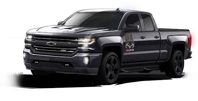 Chevy Introduced the Silverado Realtree Edition