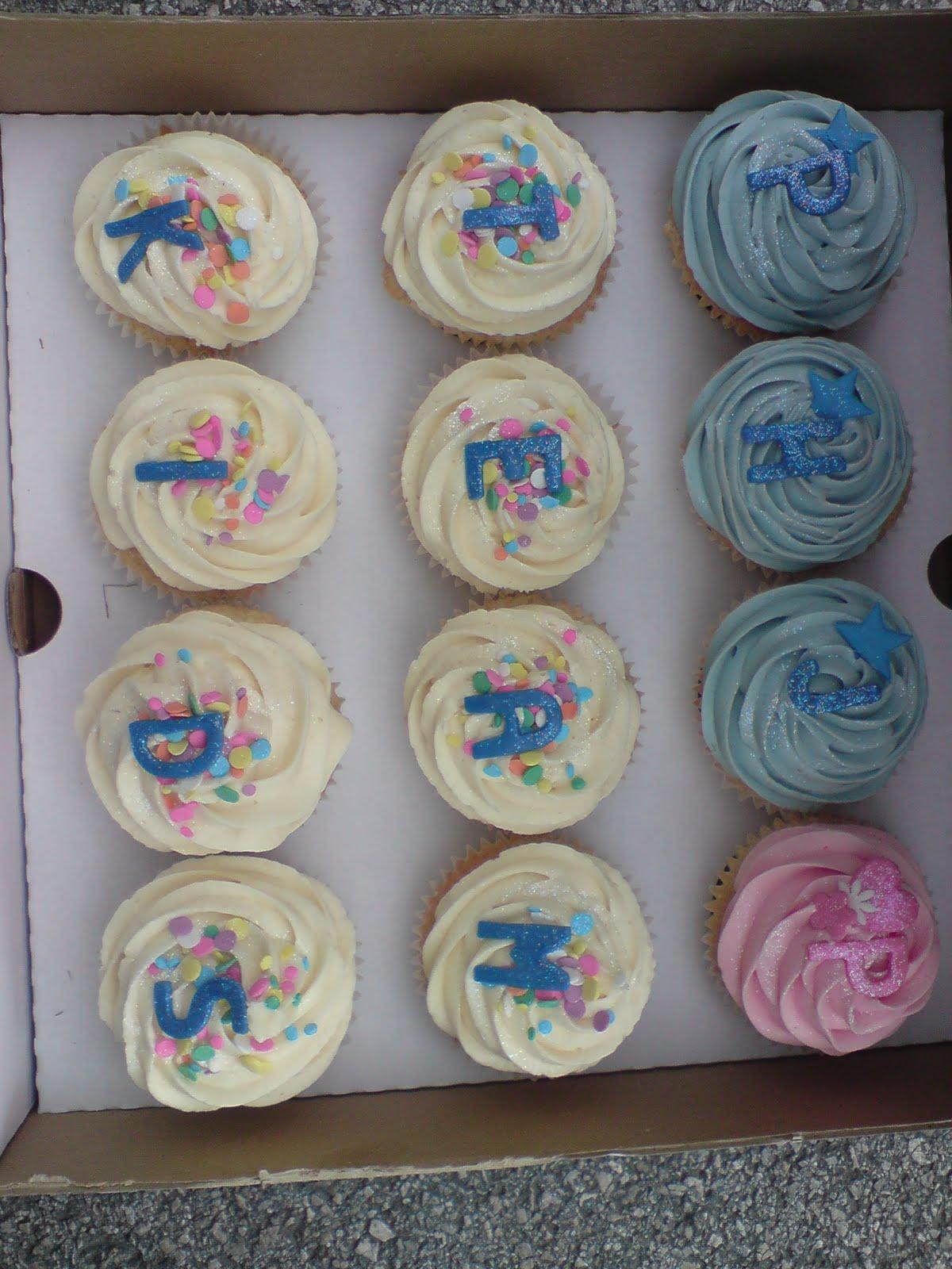 Cupcake Decorations Asda : Rubys Cupcakes: Peter Andre s cupcakes - Can Associates at ...