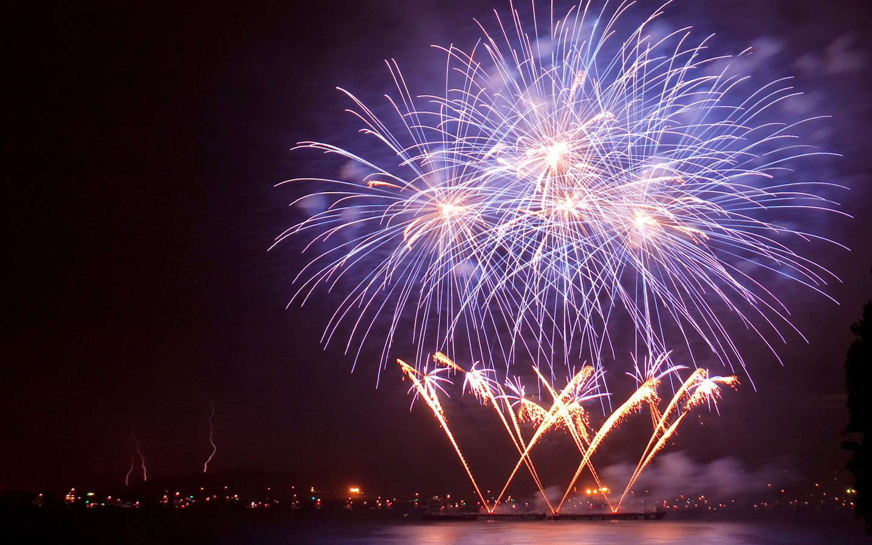 Fireworks Wallpapers For Your Desktop