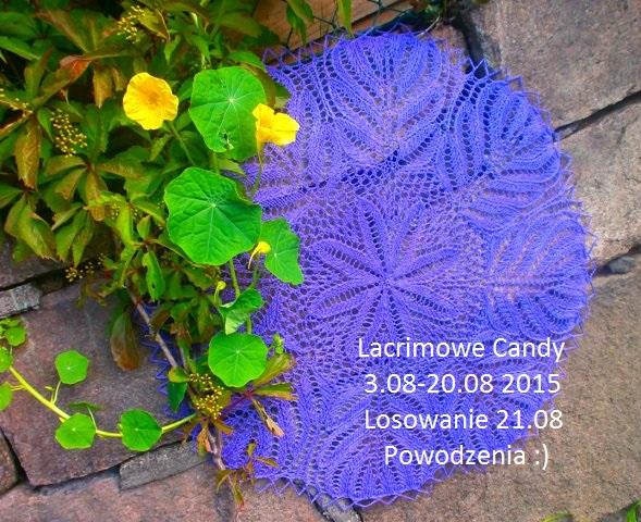 Lacrimowe Candy - do 20 sierpnia