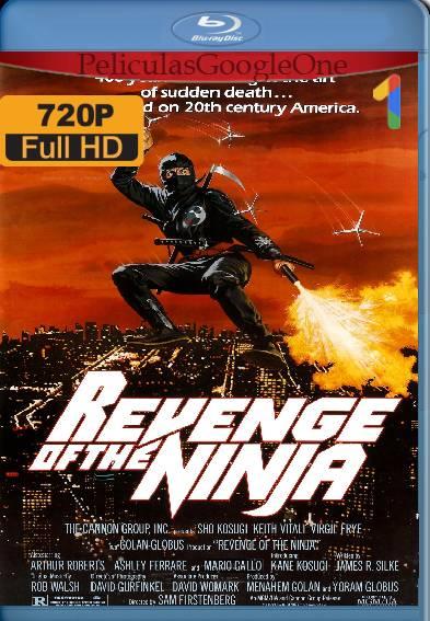 Revenge of the Ninja – Ninja II (1983) HD [1080p] [Latino] [GoogleDrive]