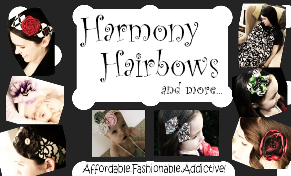 Harmony Hairbows